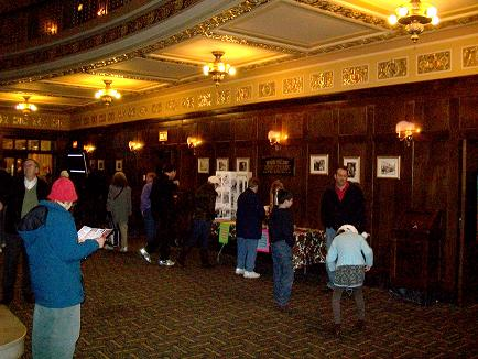 Michigan Theater Grand Foyer - 1