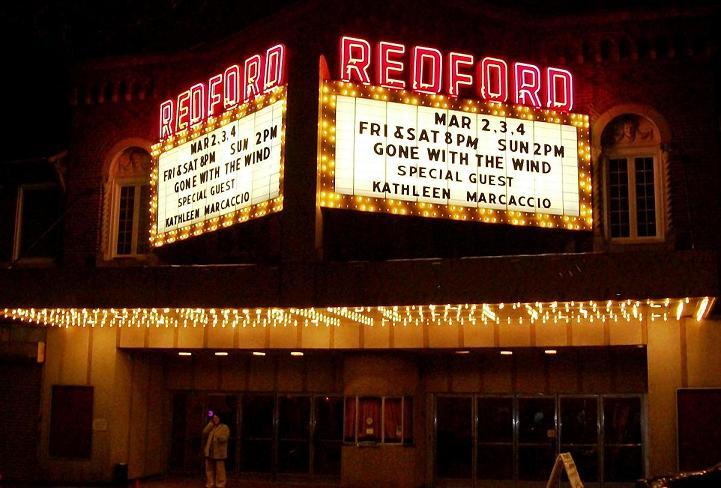 Redford Theatre, 3/2/2012