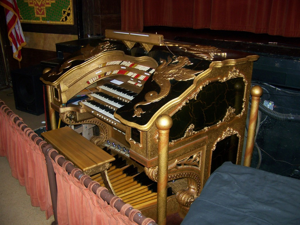 Barton Organ, Redford Theatre