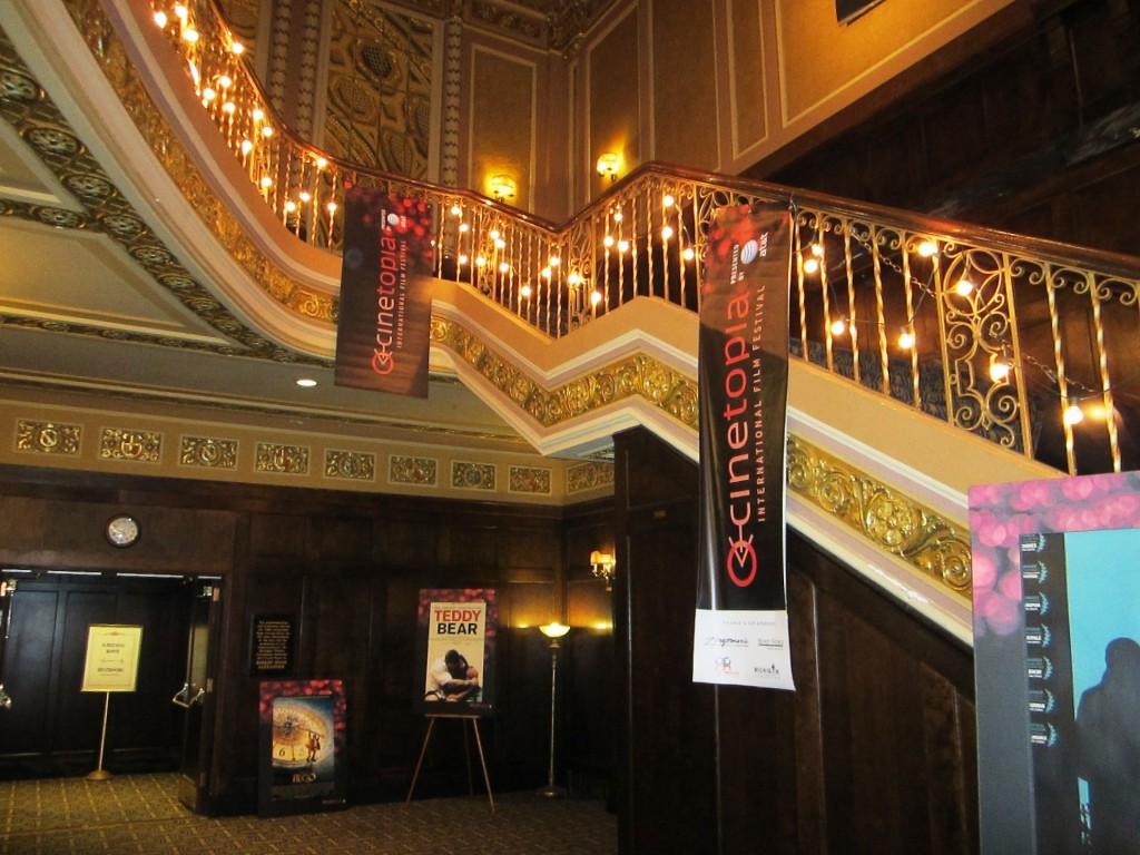 Michigan Theater, June 1, 2012
