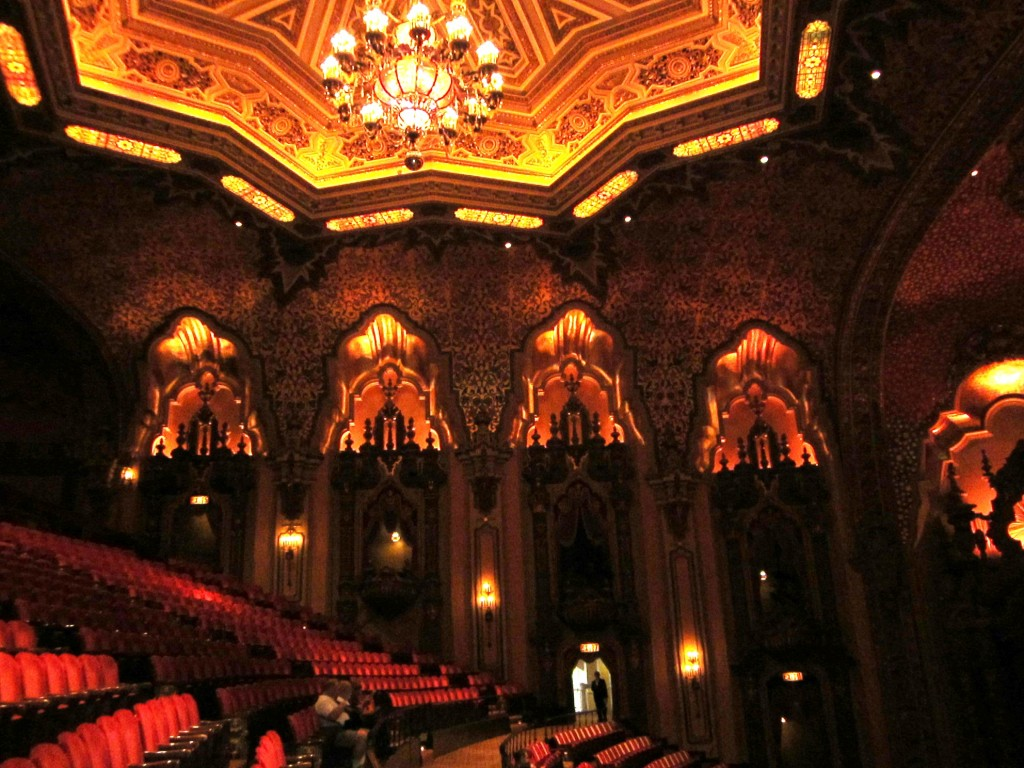 Ohio Theatre, July 13, 2012