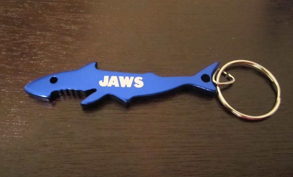 Jaws Key Chain, Michigan Theater, August 7, 2012