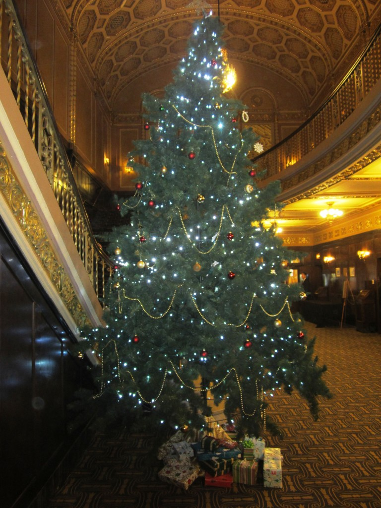 Michigan Theater, Grand Foyer, December 1, 2012