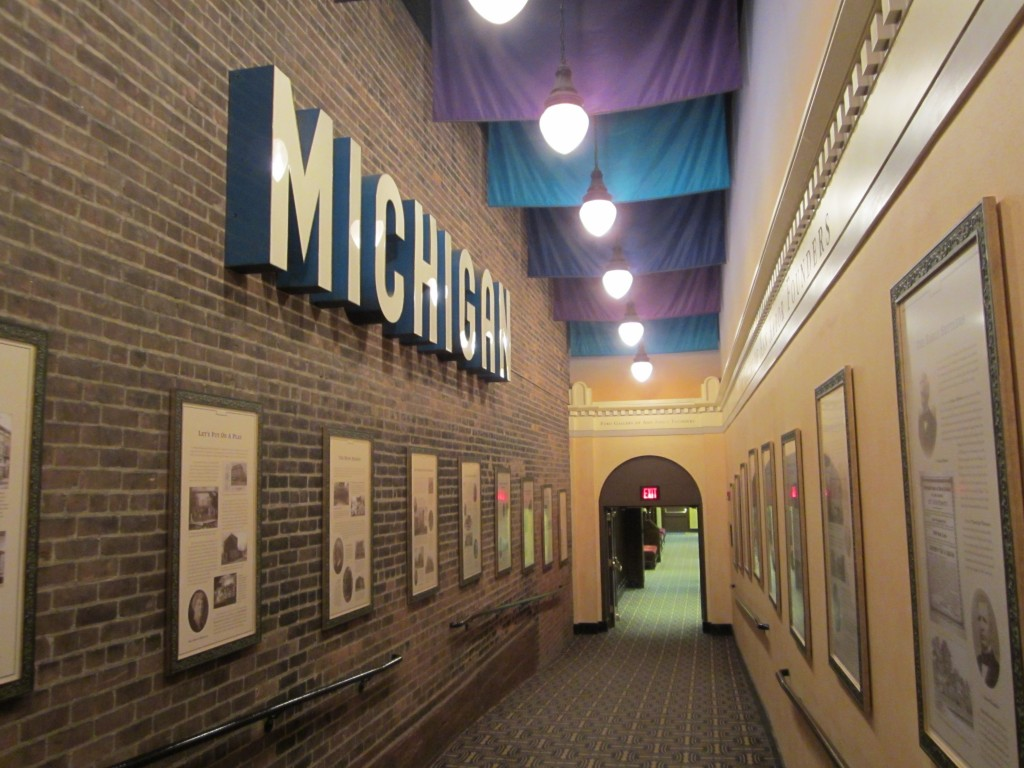 Michigan Theater, May 14, 2013