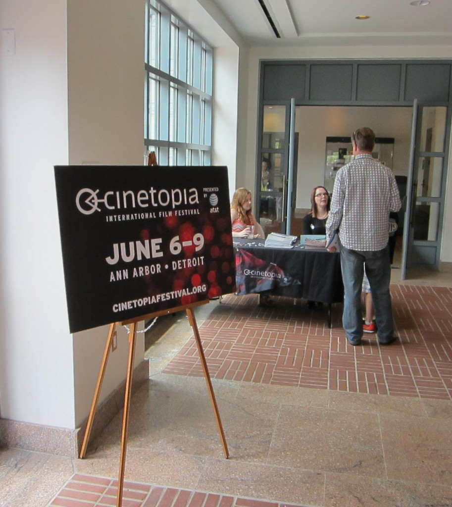 Cinetopia Greeters, Detroit Film Theatre, June 9, 2013