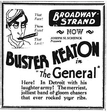 Detroit News, February 6, 1927 (University of Michigan)