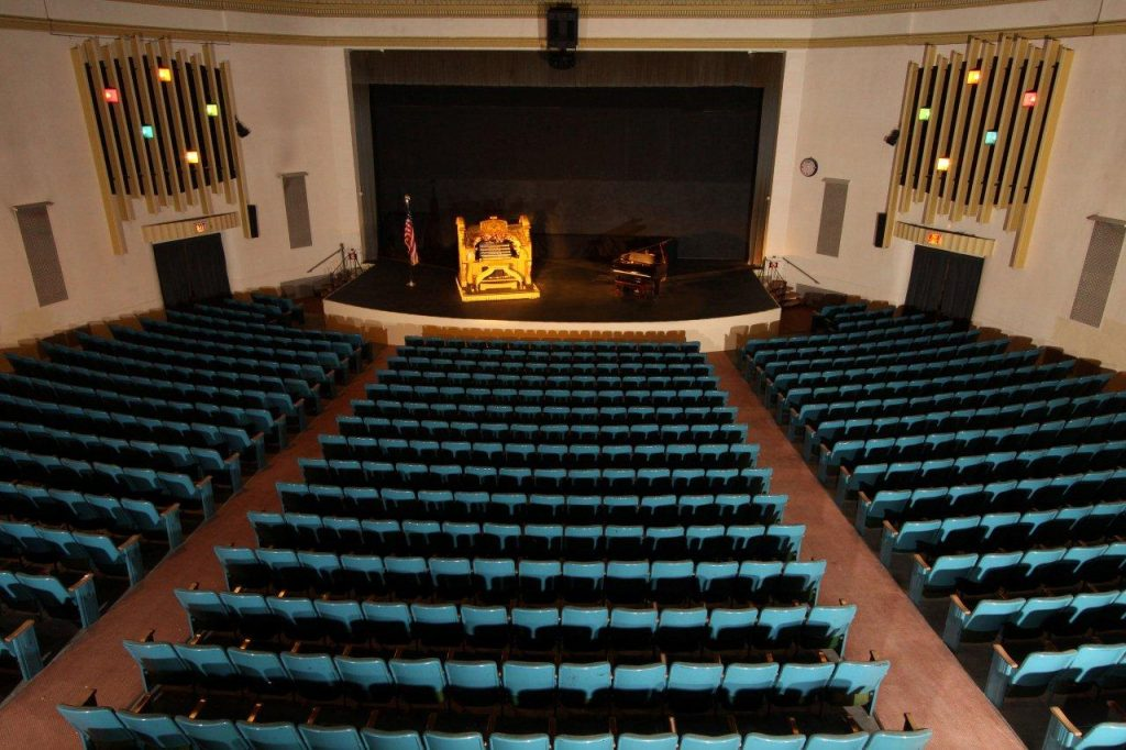 Senate Auditorium (www.dtos.org)